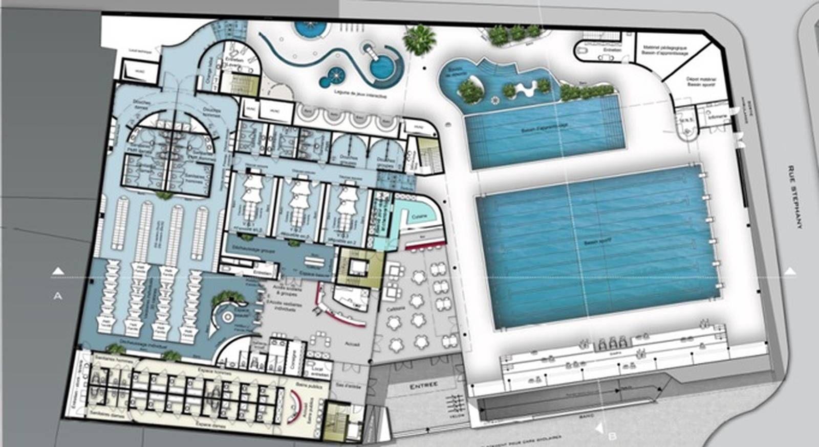 plan piscine publique recherche google centre