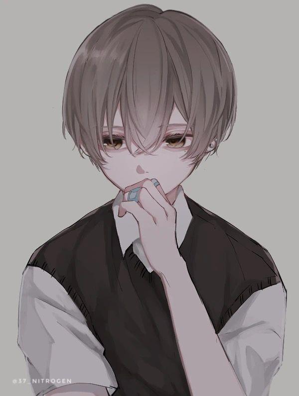 artist 望宮 かわいい男の子のアニメキャラ イラスト かわいいアニメの写真