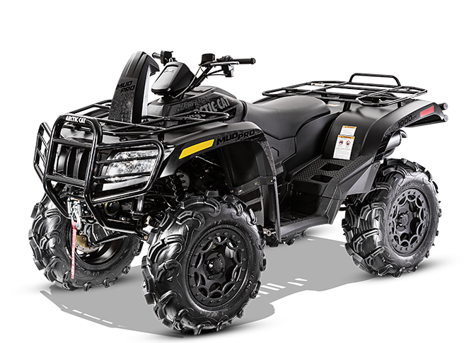 ATV Models Arctic, Atv, Mud
