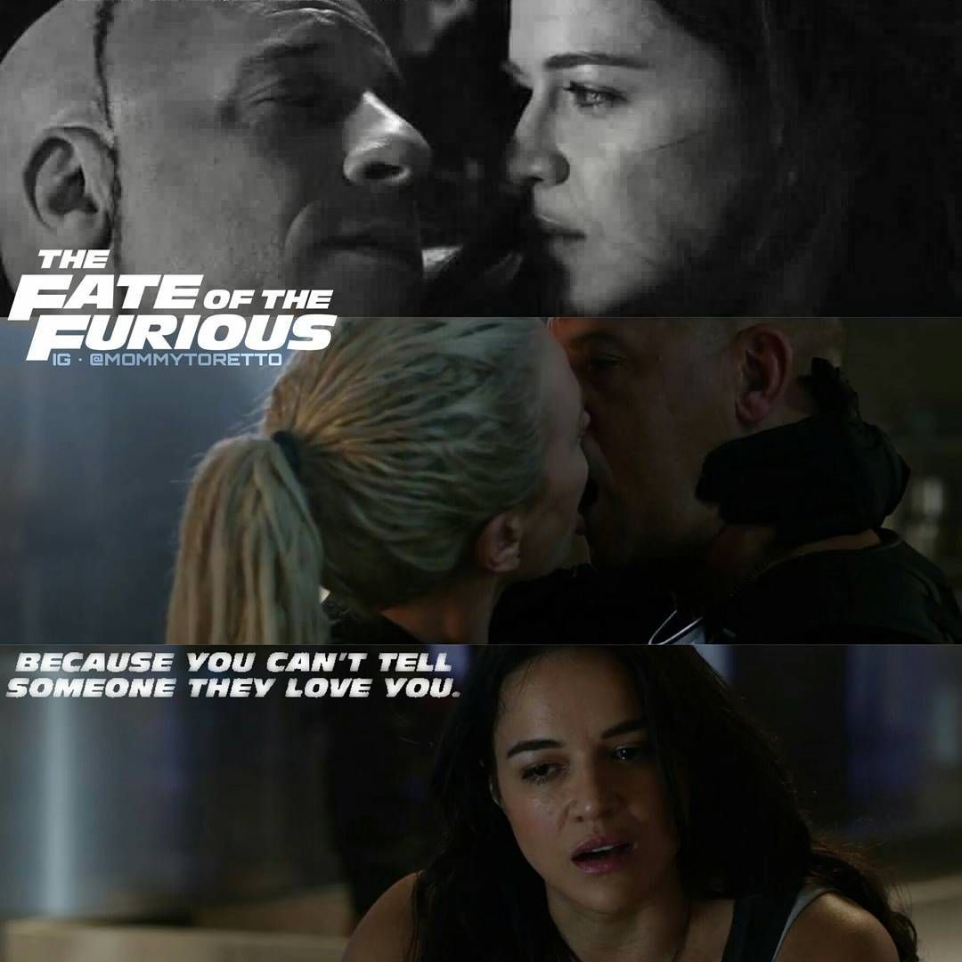Furious 7 - Dom's quotes by 4WheelsSociety