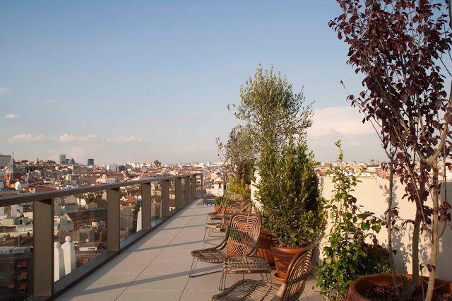 Dear Hotel,  esencia cosmopolita e intrínsecamente urbana en la madrileña Gran Vía