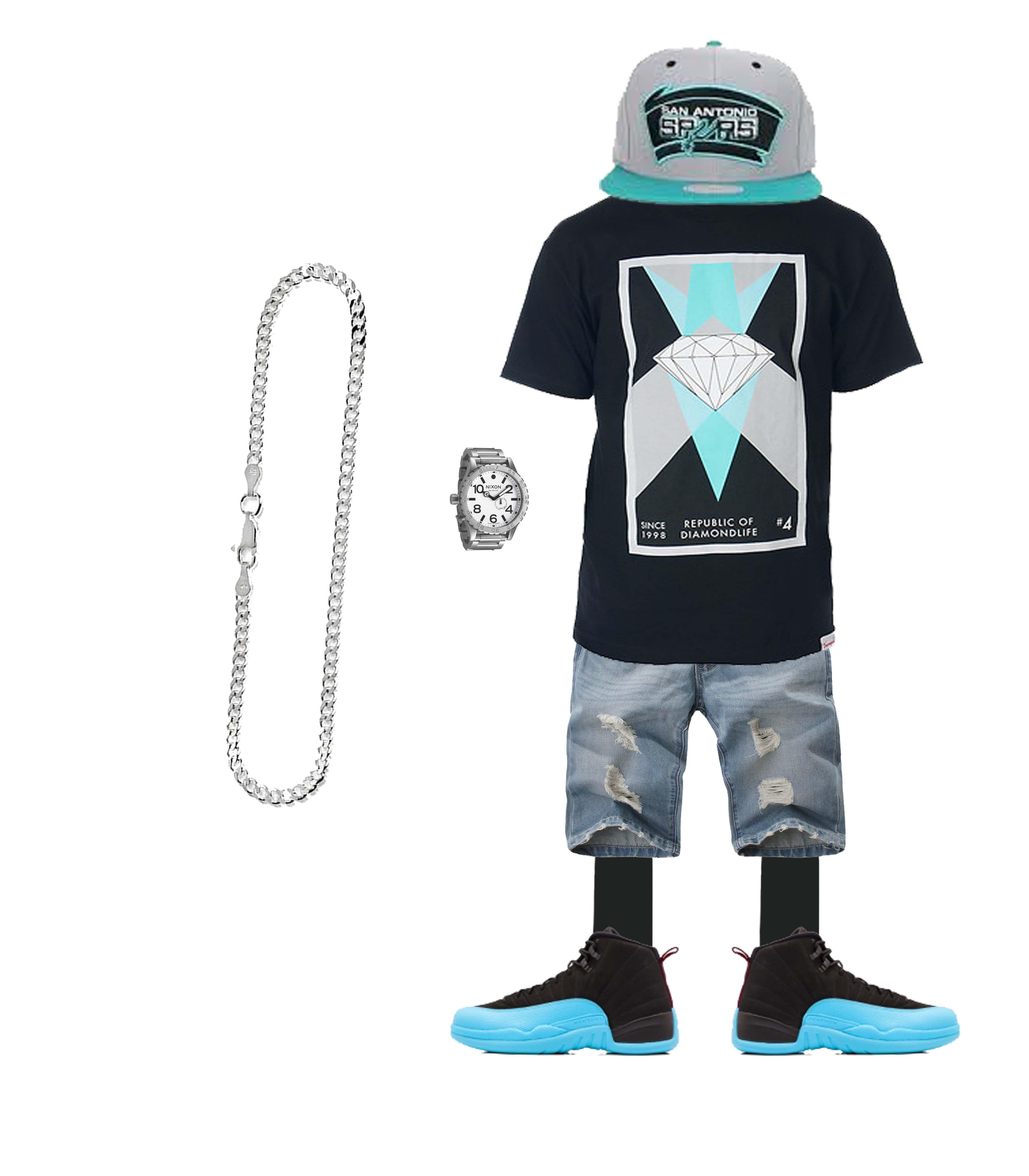 1c5ec9c465bf71 Jordan Gamma Blue Sweatshirts