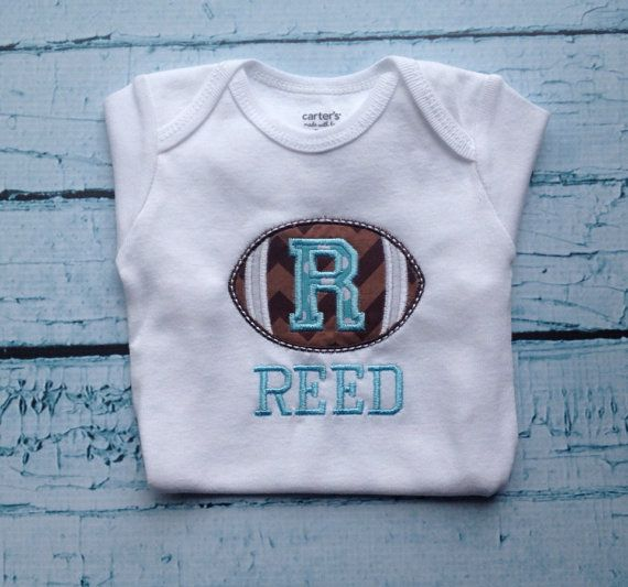 Personalized football onesie baby onesie monogrammed onesie personalized football onesie baby onesie monogrammed onesie baby gift set negle Image collections