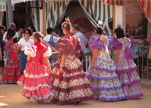 Spain Andalucia Traditional Clothing Traditional Spanish Clothing Outfits For Spain Traditional Outfits,Pink Pinterest Baby Shower Decorations