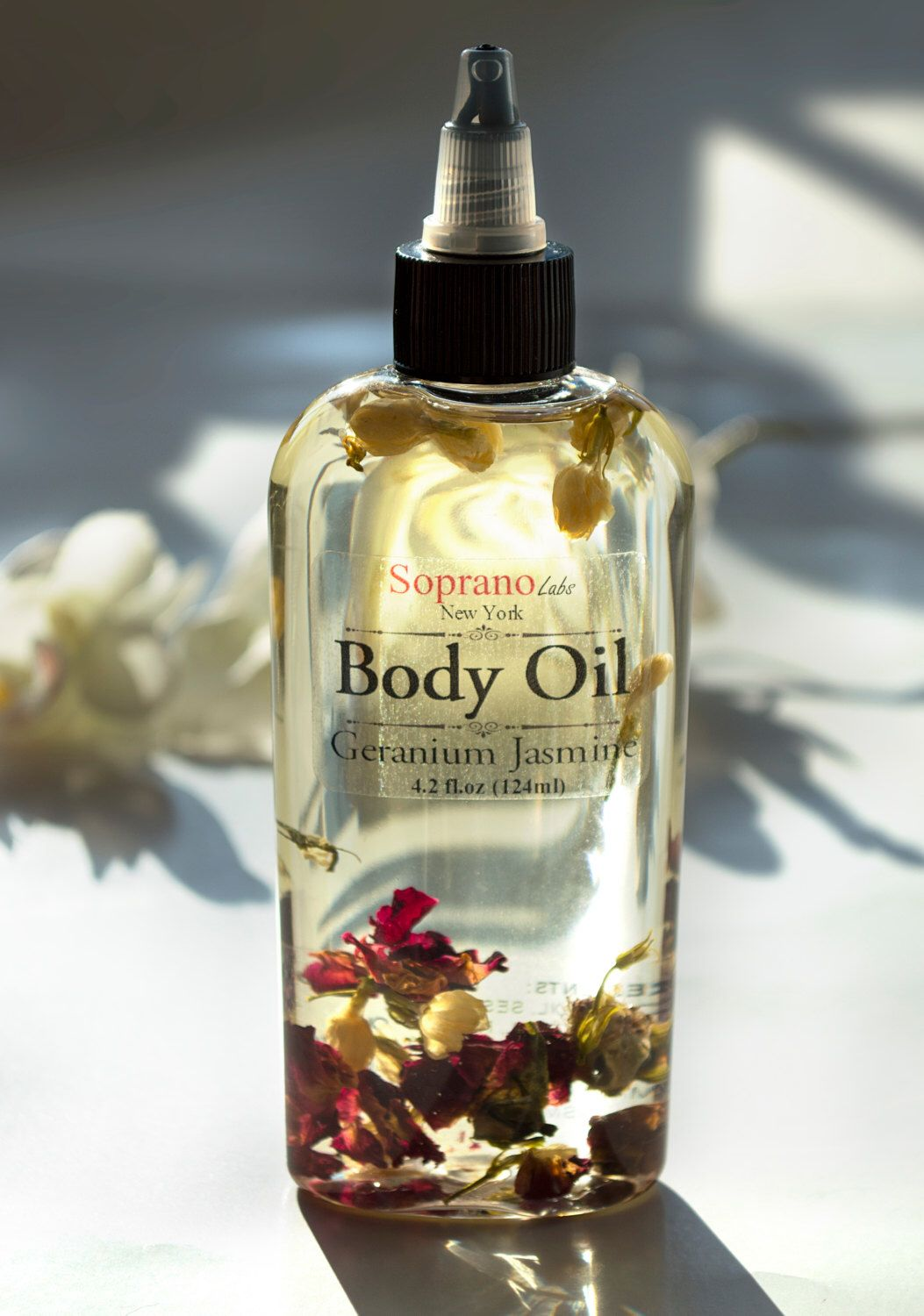 Rosehip Oil: Aphrodisiac Body Oil. All Natural, Spa, Massage. Infused