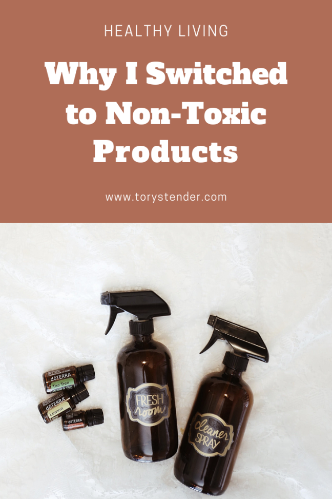 East Tips for Non-toxic living // non-toxic product swaps // swap to natural products // how to switch to natural products // organic products // nontoxic product DIYs // Nontoxic recipes // natural cleaning supplies