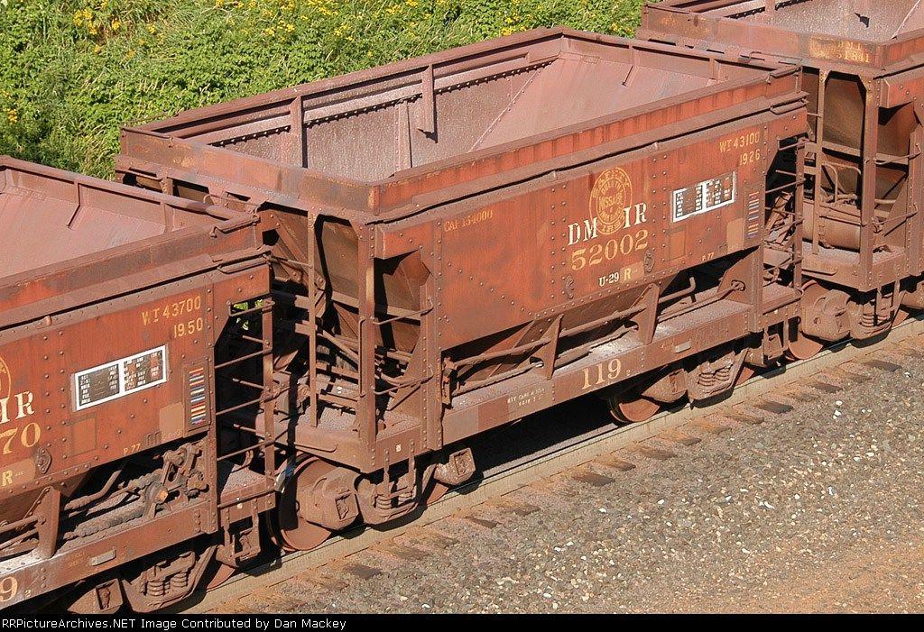 Duluth Missabe Iron Range Ore Car Old Train Abandoned Train Ho Trains