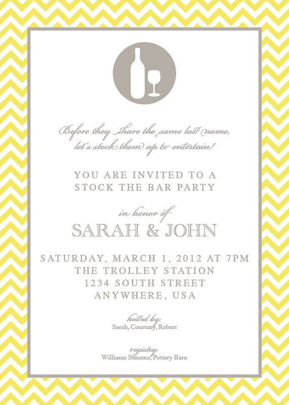 stock the bar pdf invitation print from anywhere home walgreens