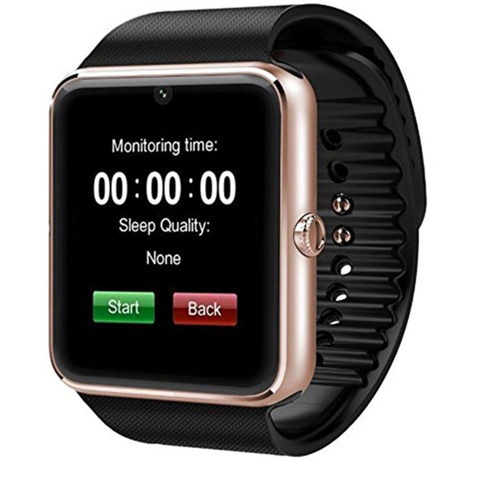 Bluetooth smart wrist watch sim phone mate for iphone ios
