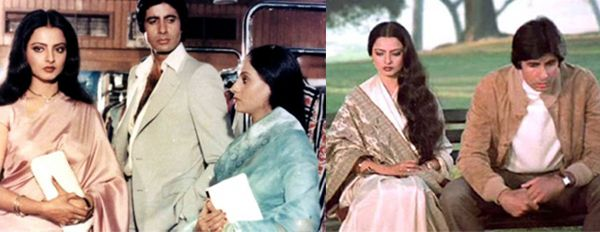 Truth Behind The Unfortunate Love Story Of Amitabh And Rekha - BollywoodShaadis.com
