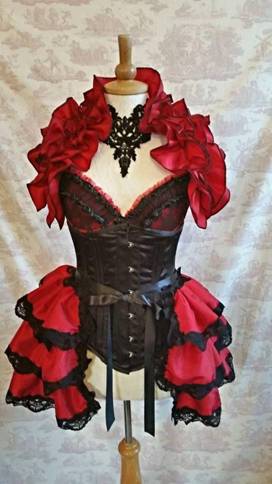 Pin de Renata Cruz em burlesque (com imagens) | Vestidos ...