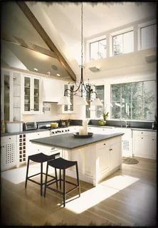25+ Fascinating Kitchen Layout Ideas 2019 (A Guide for Kitchen Designs) #galleykitchenlayouts 27 Fascinating Kitchen Layout Ideas (A Guide for Kitchen Designs) #withisland #floorplans #small #basement #l-shaped #u-shaped #galley #withpantry #open #peninsula #onewall #long #narrow #opengalleykitchen