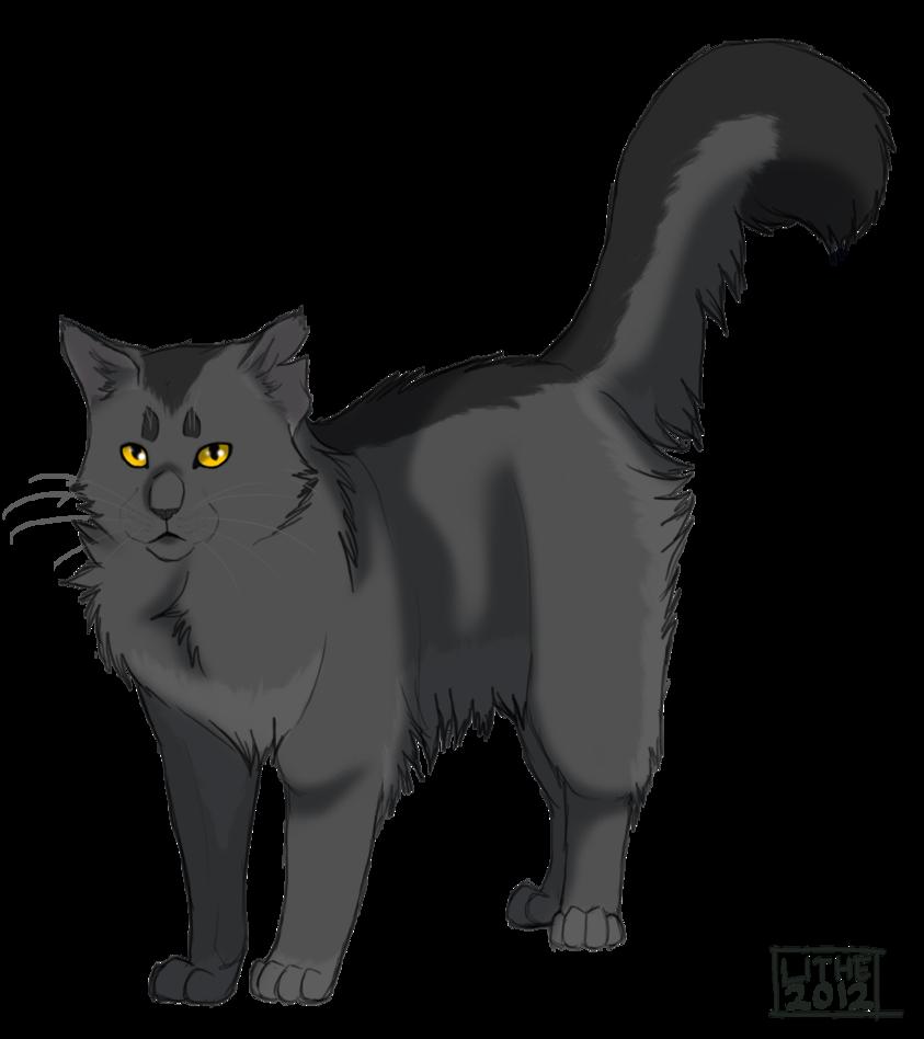 Graystripe WARRIOR CAT