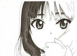 Resultado De Imagen De Dibujos A Lapiz Anime Dibujos Dibujos A