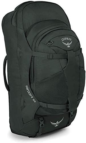 Photo of Amazing offer on Osprey Packs Farpoint 55 Men's Travel Backpack online – Looknewclothing