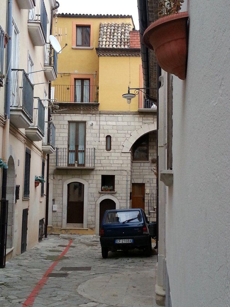 restauro conservativo fabbricato in muratura sottoposto a vincolo, Potenza, 1996 - Gaetano Cristilli