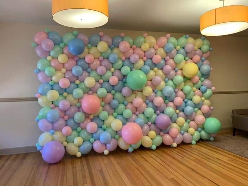 Gorgeous Pastel Matte Balloons Pastel Balloons Balloon