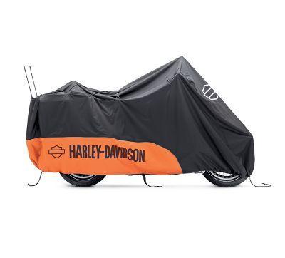 Harley Davidson Bike Covers >> Indoor Outdoor Motorcycle Cover Harley Davidson