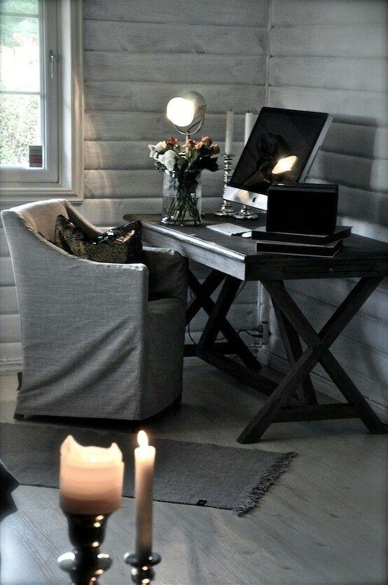 mooie werk kamer