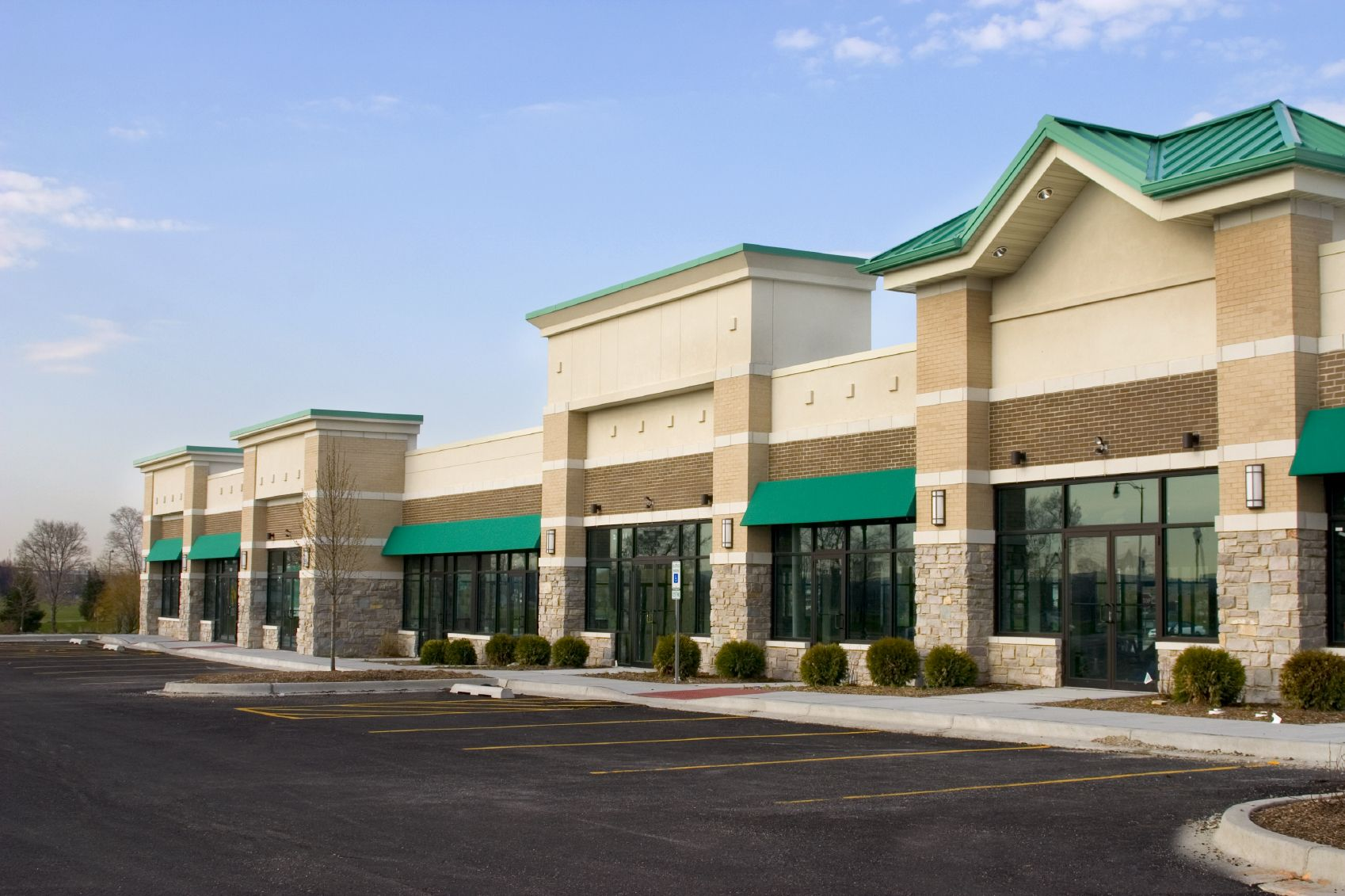 images of retail stores exteriors iStock