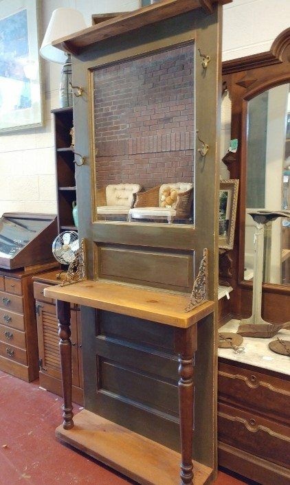 Clever Repurposed Furniture Ideas Upcycled And