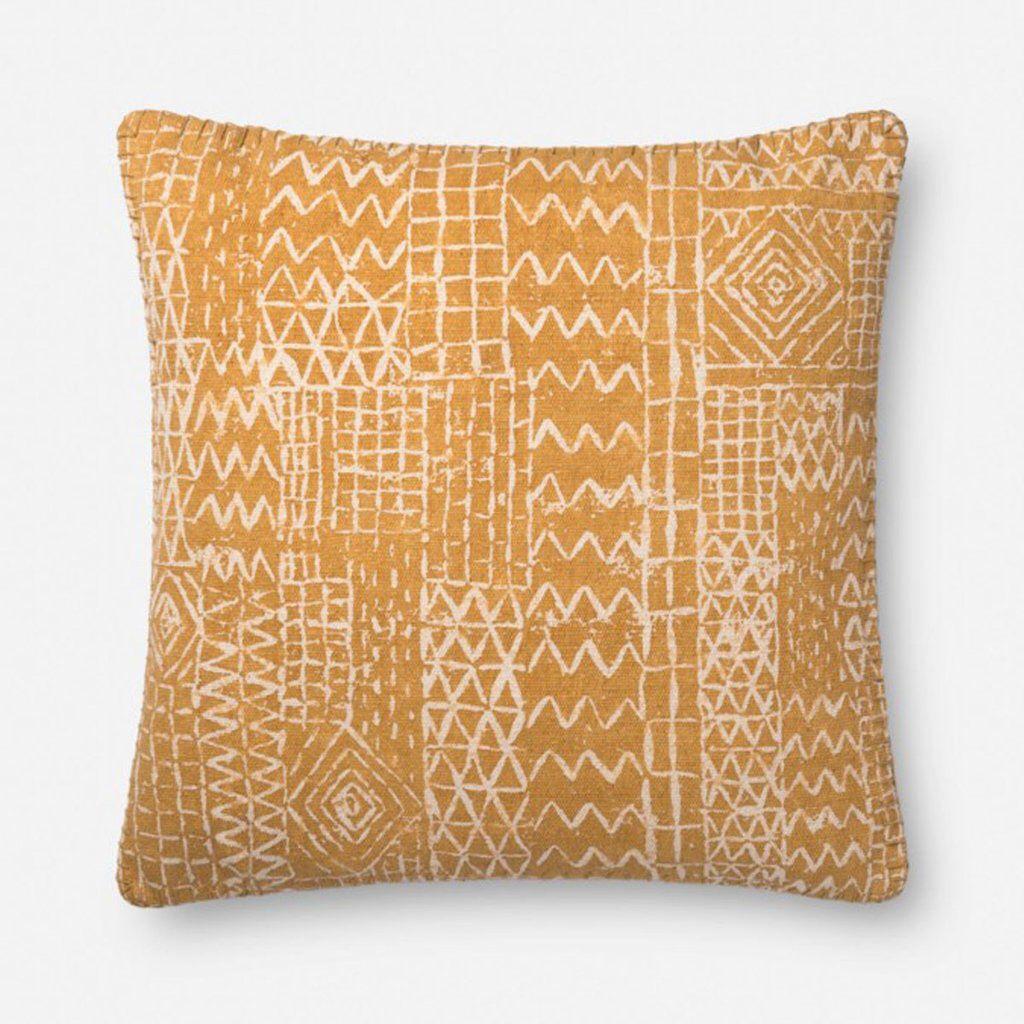 Mira gold pillow by justina blakeney pool house pinterest