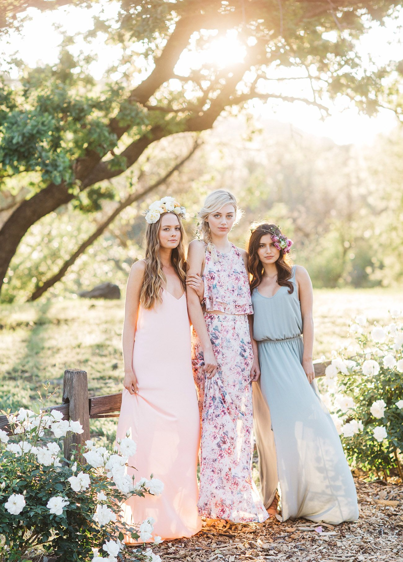 Show me your mumu x gws bridesmaid dresses and romper collection gwsxmumu bridesmaids dresses ombrellifo Images