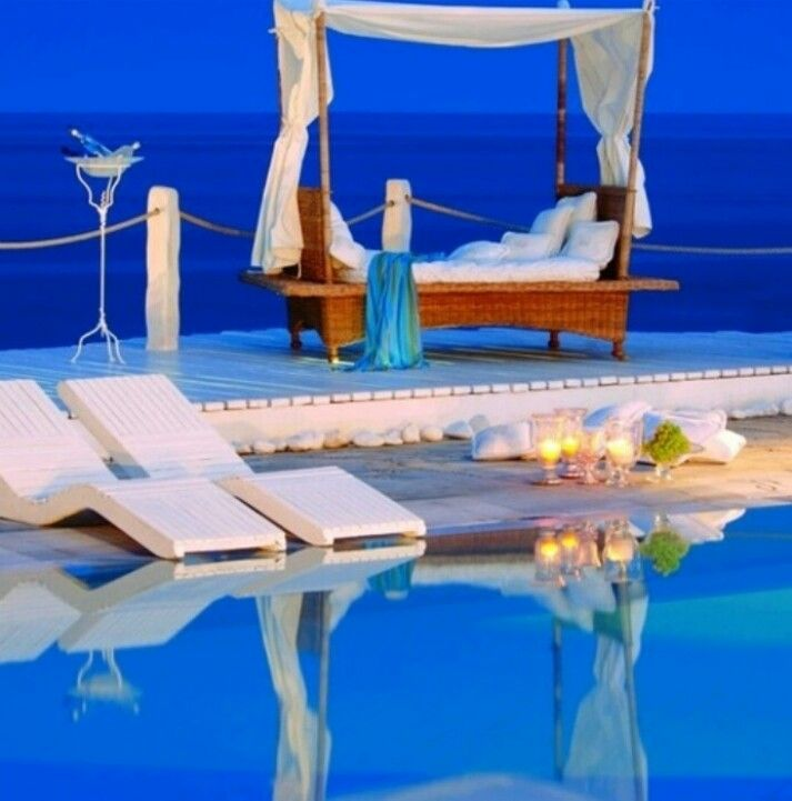 I would LOVE to go to Greece!