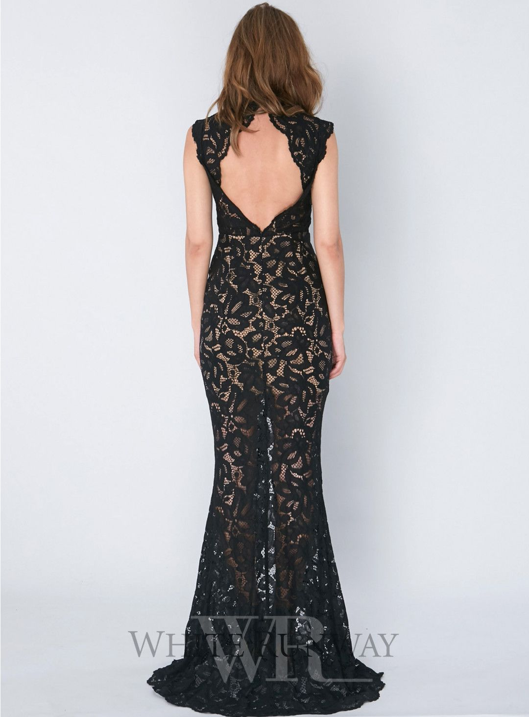 Black Valentine Gown. A stunning full length dress by Grace & Hart ...