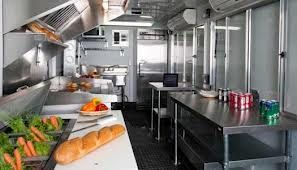 Food Truck Inside Barbacoa Bbq Barbecue Concept Developed By