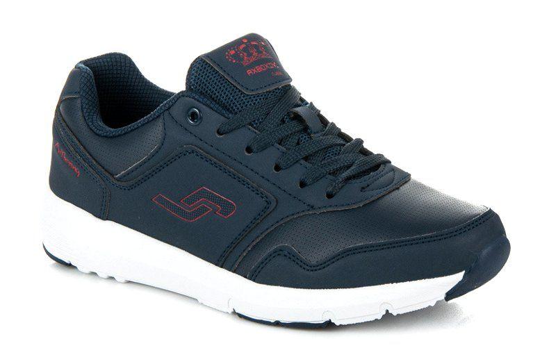 Pozostale Sportowe Meskie Axboxing Niebieskie Granatowe Obuwie Sportowe Ax Boxing Shoes Sketchers Sneakers Dc Sneaker