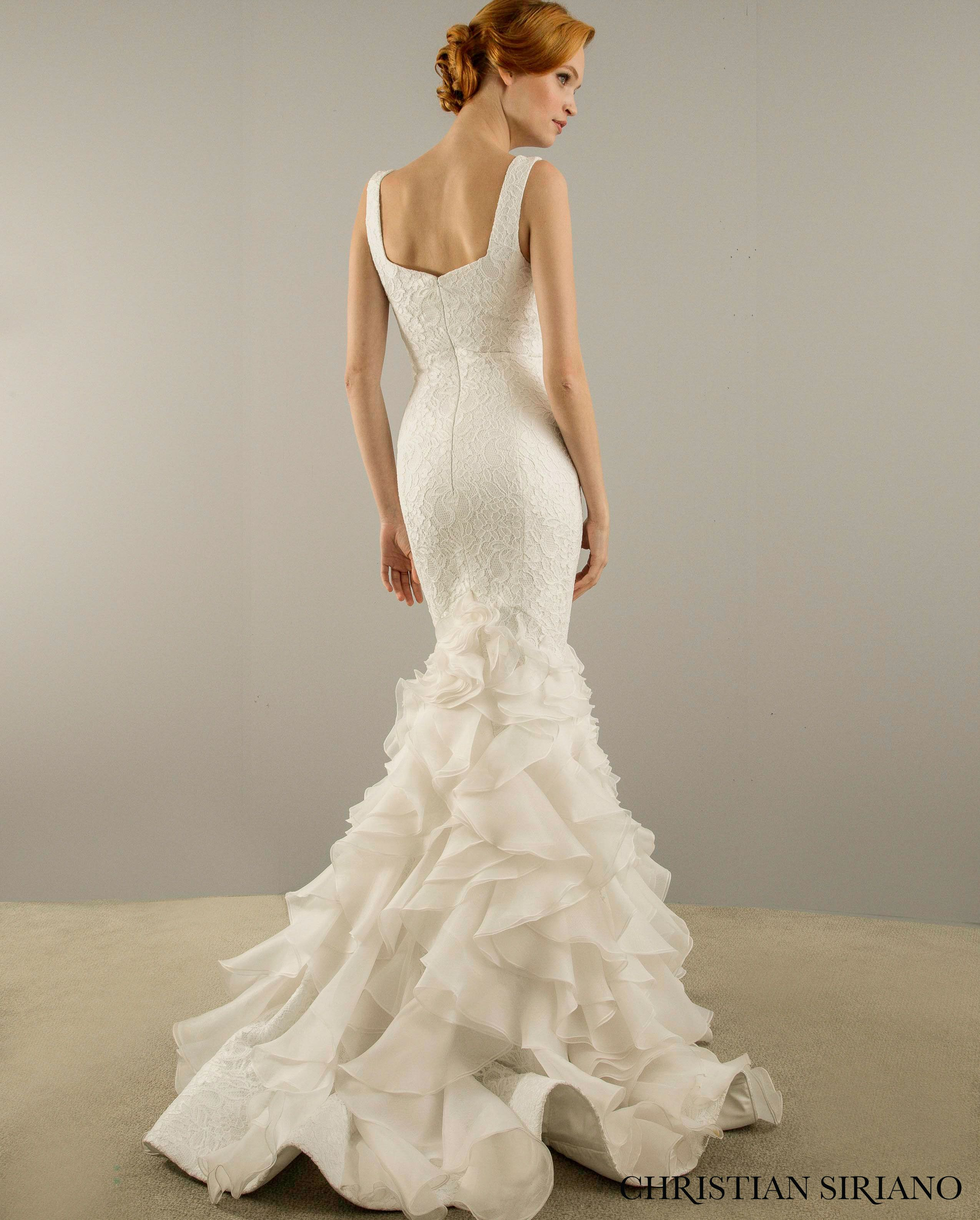 First look christian sirianous new bridal collection for kleinfeld