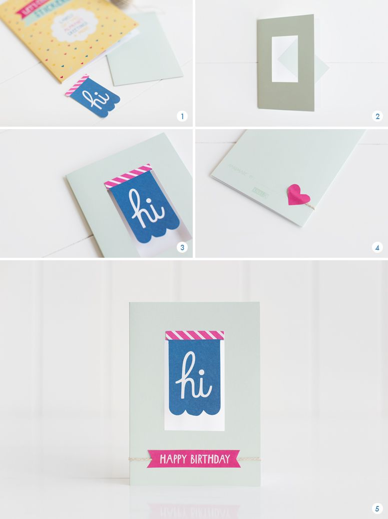 Creating Bespoke Handmade Greeting Cards Is So Simple With These