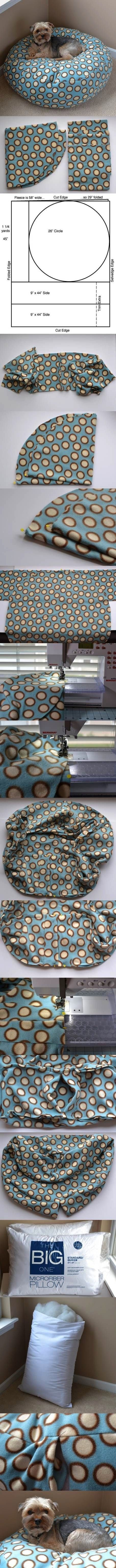 Epic DIY Dog Bed Ideas F : Epic DIY Dog Bed Ideas For Your Furry