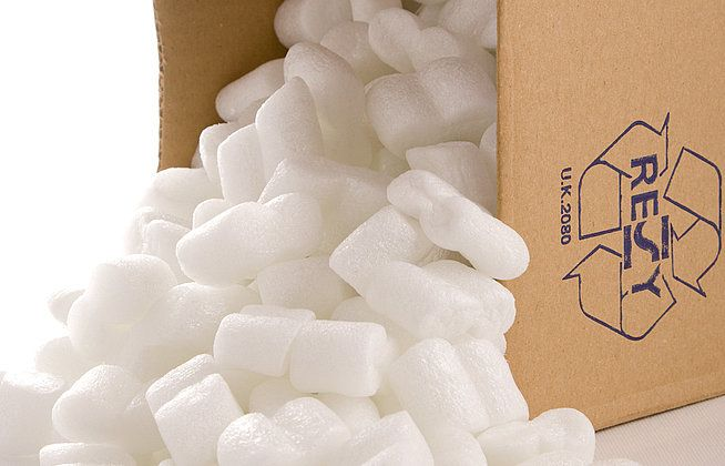 Packing Peanuts What To Do These Little Pieces Of Foam Are