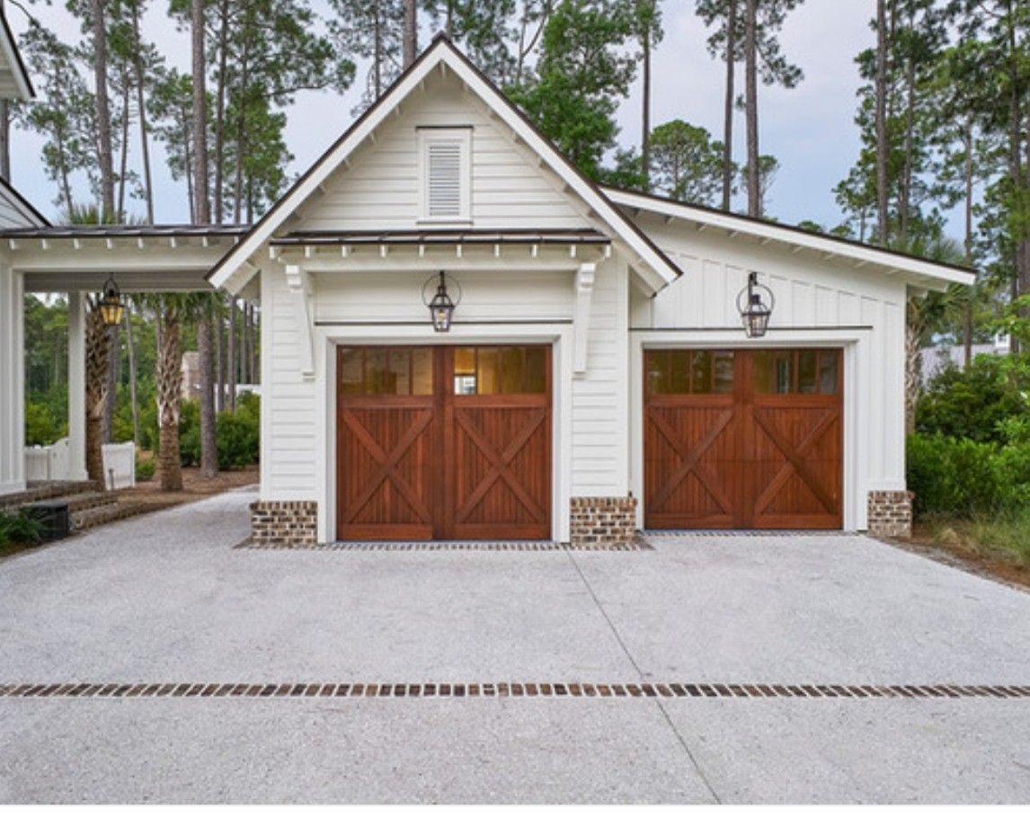 Garage Addition Garage Addition With Attached Breezeway Country Home In 2019