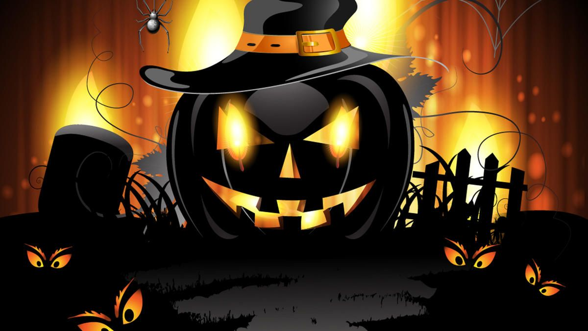 Halloween Live Wallpaper Android Apps On Google Play 1200 675 Live Halloween Wallpapers 15 Wallpapers Scary Halloween Pumpkins Halloween Images Scary Pumpkin