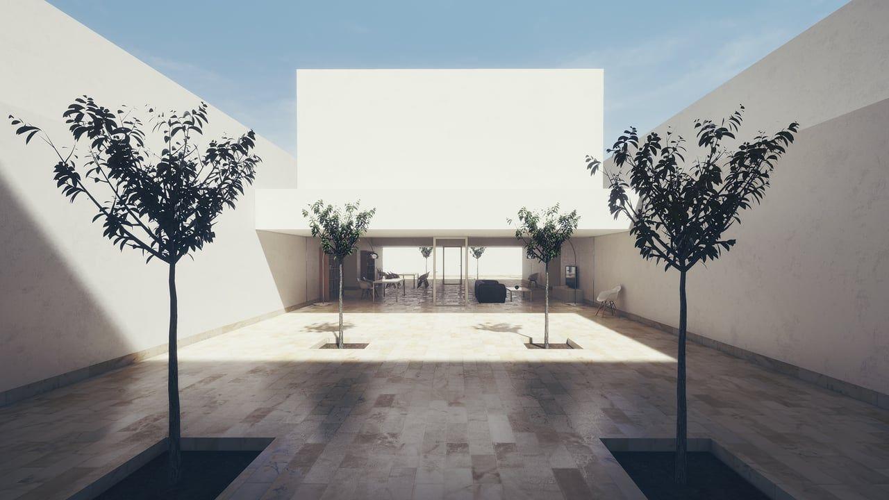 Unreal engine 4 archviz realtime walktrough architecture for Unreal engine 4 architecture
