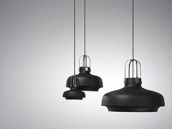 Tradition Copenhagen Pendant Small Medium And Large Iluminacao Design Scandinavian Haute Living