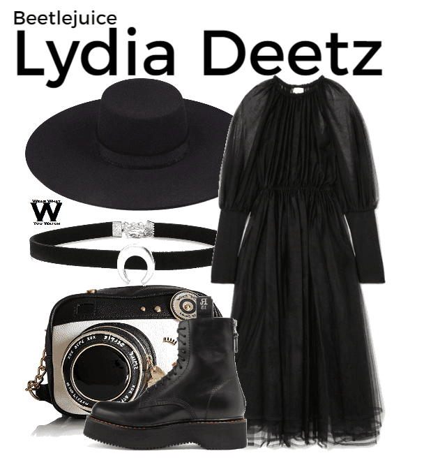 Inspired By Winona Ryder As Lydia Deetz In 1988 S Beetlejuice Beetlejuice Outfits Beetlejuice Beetlejuice Costume