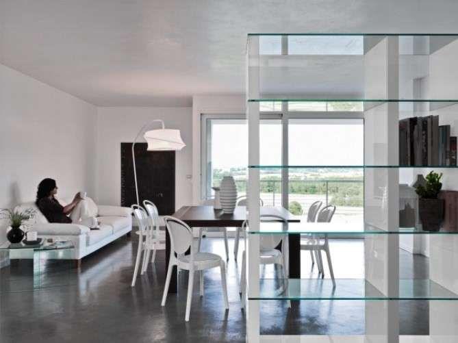 Cucina e soggiorno separati | Idee casa | Pinterest