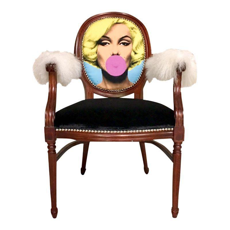 Marilyn Monroe Chair Diy Furniture Chair Monroe Chair Diy Chair