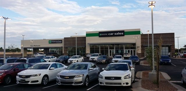 Enterprise Cars For Sale >> Enterprise Car Sales Opens 2 New Locations In Arizona Remarketing