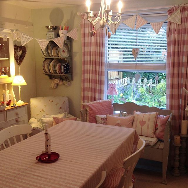 Shabby and charme un delizioso cottage in cornovaglia for Interni di charme