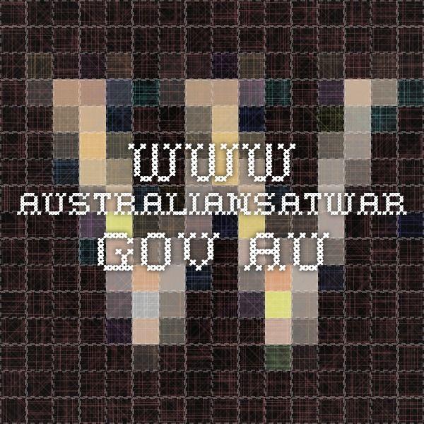 www.australiansatwar.gov.au