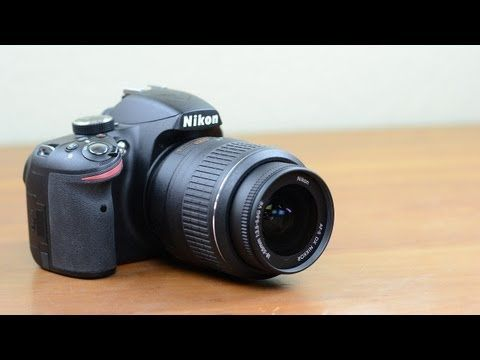 Nikon D3200 In-depth Tutorial - YouTube  This camera is one of the best cameras for a beginner and an expert. It has a variety of advantages but it could be a little complicated to work. So this video gives an in-depth detail on how to use this camera.