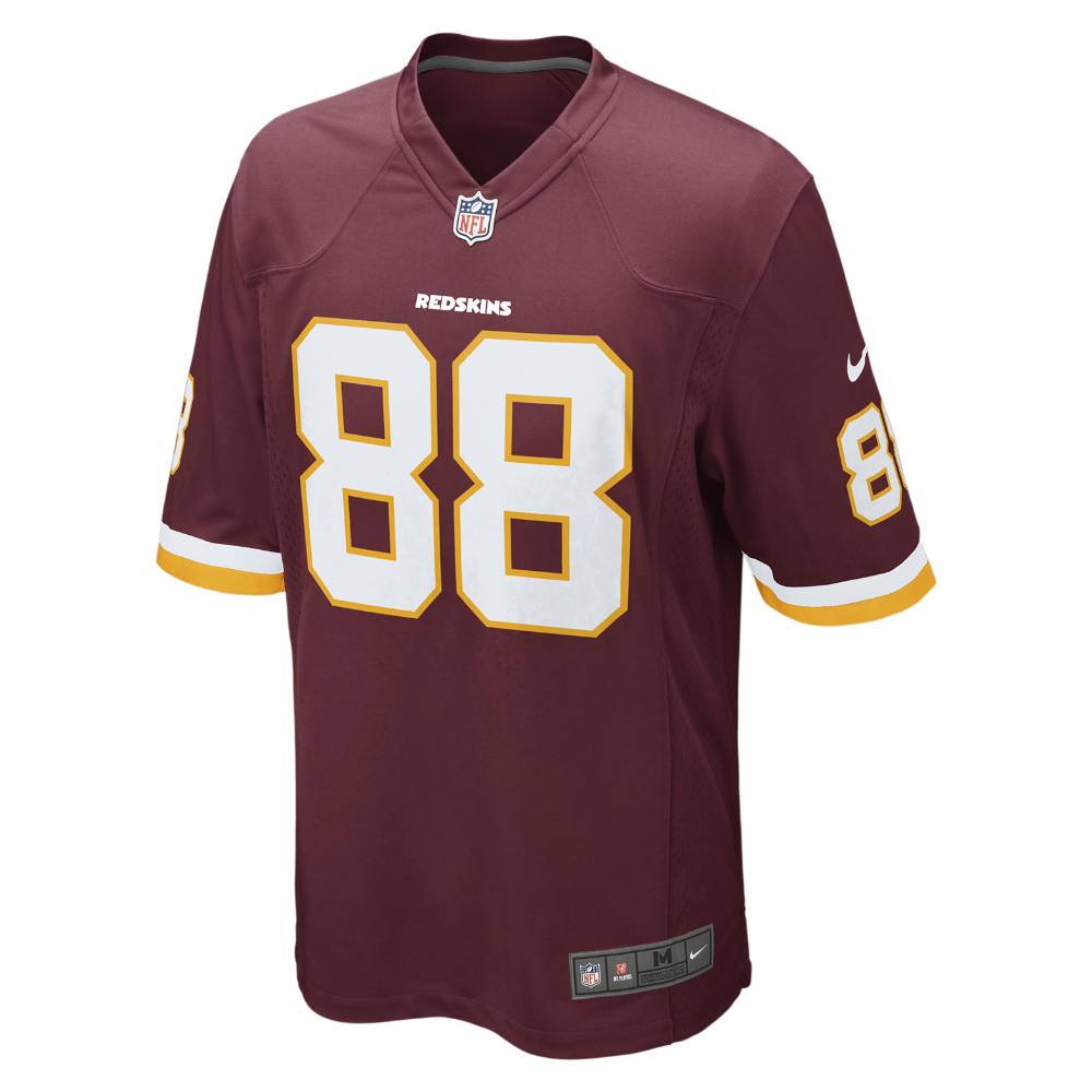 Nike NFL Washington Redskins (Pierre Garçon) Kids  Football Home Game Jersey  Size Small (Red) - Clearance Sale febdf747d