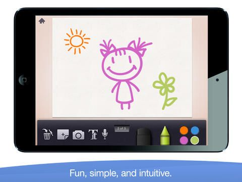 Story Creator Easy Story Book Maker for Kids by
