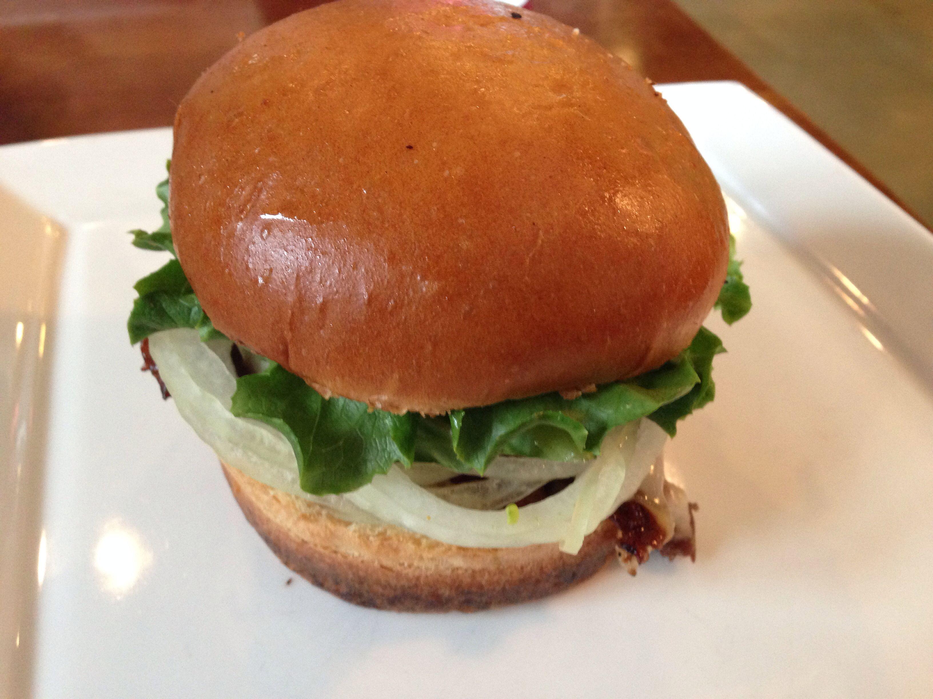 Bulgogi Burger from Kraze Burger in Leesburg, VA