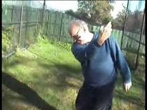Back Swing Action for Dan Shauger/Mike Austin